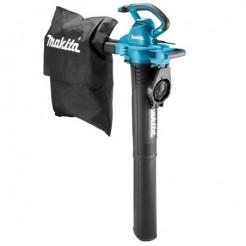 Makita UB0800X - 3 Jaar Garantie - 230V Bladblazer met opvangzak